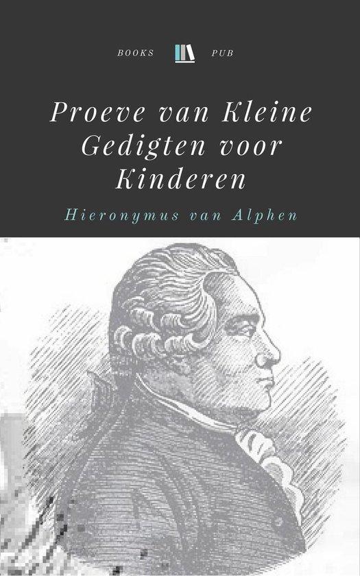 Proeve van Kleine Gedigten voor Kinderen - Hieronymus van Alphen pdf epub