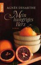 Boek cover Mein hungriges Herz van Frans de Haan
