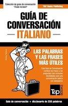 Guia de Conversacion Espanol-Italiano y mini diccionario de 250 palabras