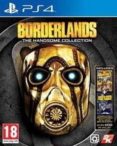 Borderlands: The Handsome Collection - PS4 - Engelstalige Hoes