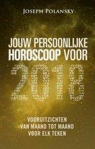Jouw persoonlijke horoscoop voor 2018