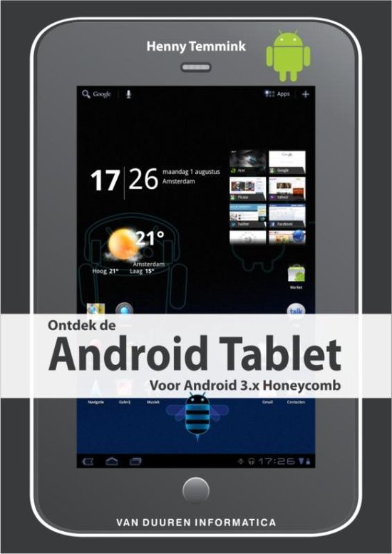 Ontdek! - Ontdek de Android Tablet - Henny Temmink |