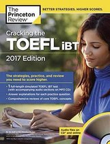 Boek cover Cracking the TOEFL Ibt with Audio CD van Princeton Review