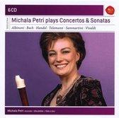 Michala Petri Plays Concertos & Sonata