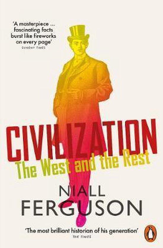Boek cover Civilization van Niall Ferguson (Paperback)