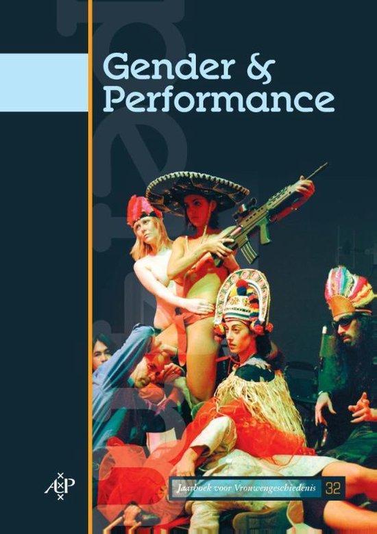 Gender & performance - Katie Röttger |