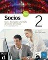 Socios - Nueva Edición 2 libro del alumno + CD audio