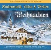 Weihnachten Stubenmusik 2
