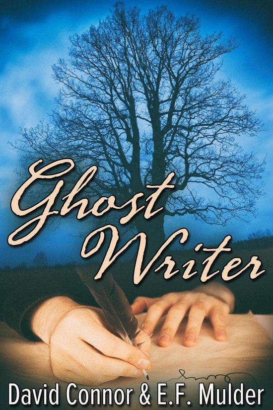 Boek cover Ghost Writer van David Connor (Onbekend)