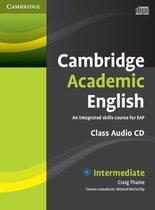 Cambridge Academic English B1+ Intermediate Class Audio CD