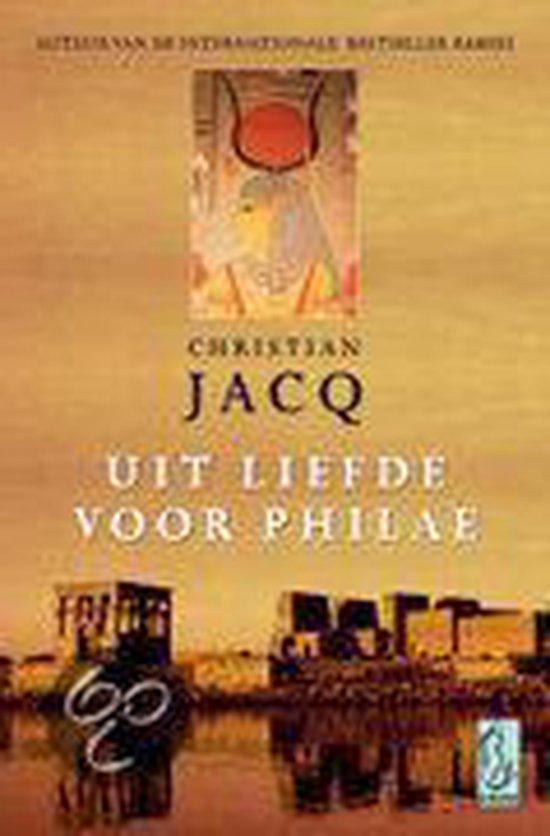 Uit Liefde Voor Philae - Christian Jacq pdf epub