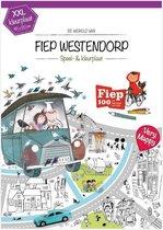 Very Mappy: XXL speel- en kleurplaat Fiep Westendorp