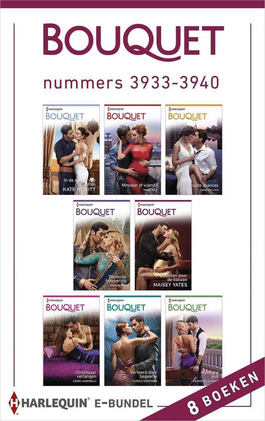 Bouquet e-bundel nummers 3933 - 3940 - Kate Hewitt |