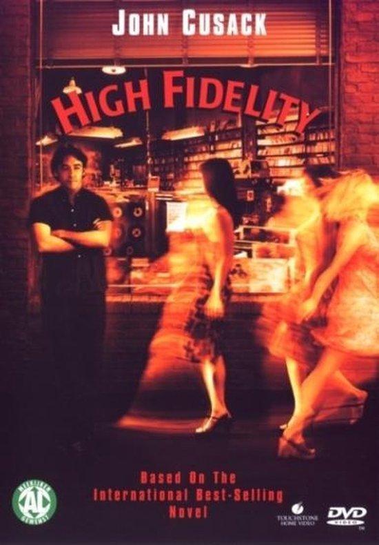 Cover van de film 'High Fidelity'
