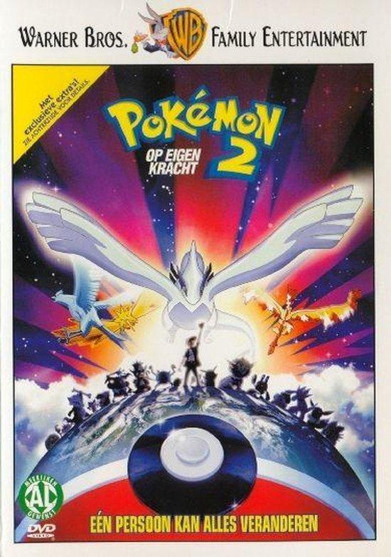 Pokémon 2: De Film - Op Eigen Kracht