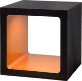 Lucide XIO - Tafellamp - LED Dimb. - 1x6W 3000K - IP40 - Zwart