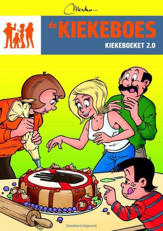 Kiekeboeket 2.0 - Merho pdf epub