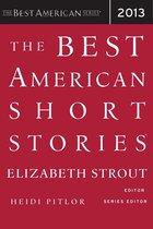 Omslag The Best American Short Stories 2013