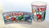 Plastic prullenbak Planes Disney
