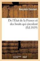 De l'Etat de la France et des bruits qui circulent