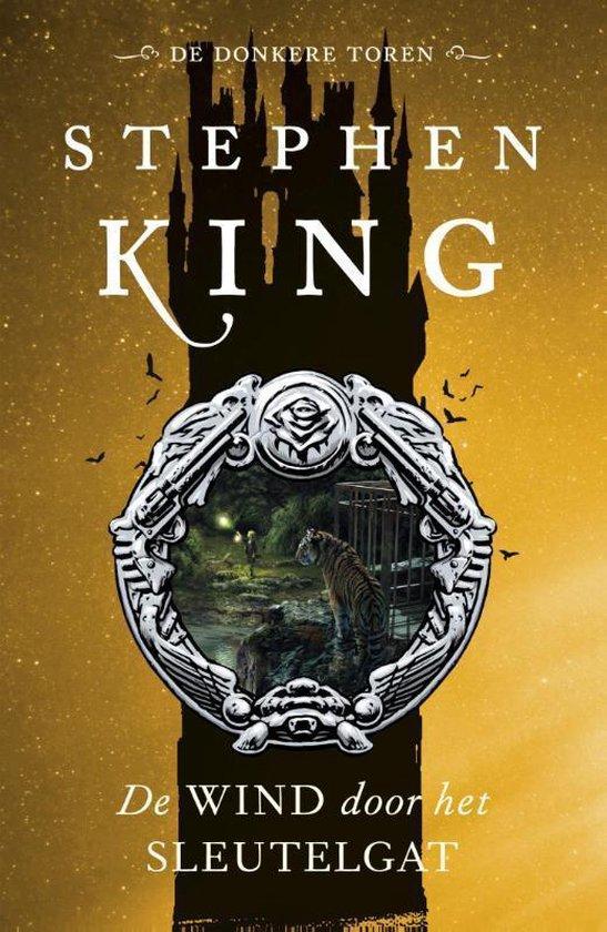 De Donkere Toren 4,5 - De wind door het sleutelgat - Stephen King |