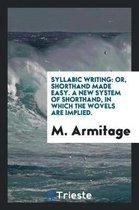 Syllabic Writing