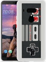 HTC U12 Plus Hoesje Retro Controller Classic