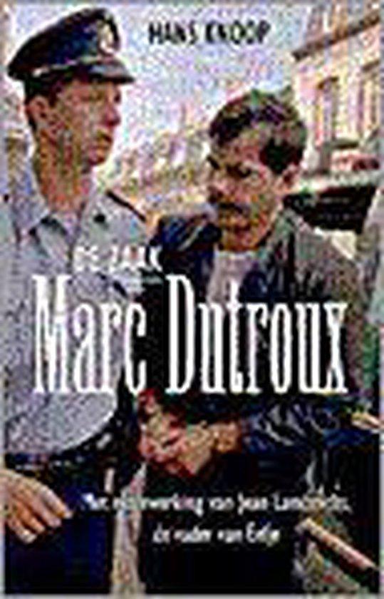 Boek cover De zaak marc Dutroux van Hans Knoop (Paperback)
