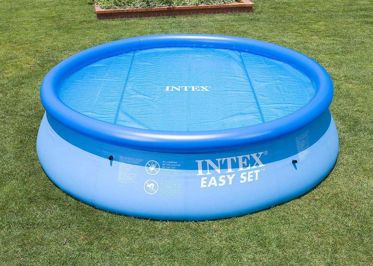 Intex Afdekzeil Zwembad Solar 305 cm