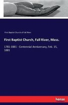 First Baptist Church, Fall River, Mass.