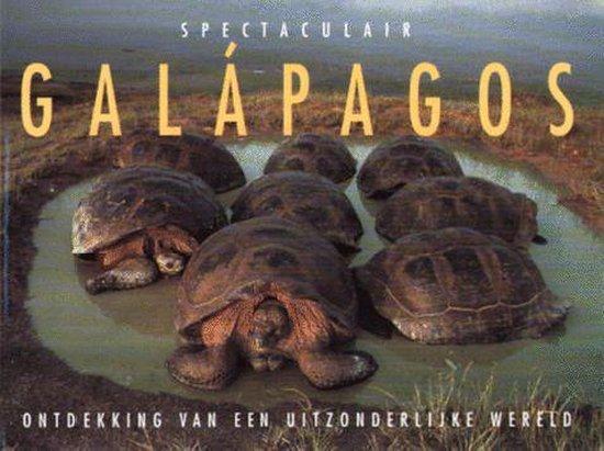 Spectaculair Galapagos - J. Huisenga |