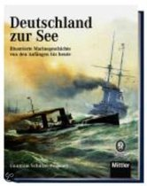 Omslag Deutschland zur See