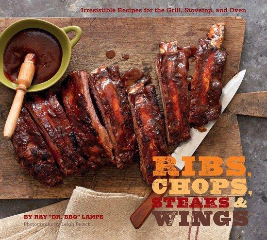Boek cover Ribs, Chops, Steaks, & Wings van Ray Lampe (Onbekend)
