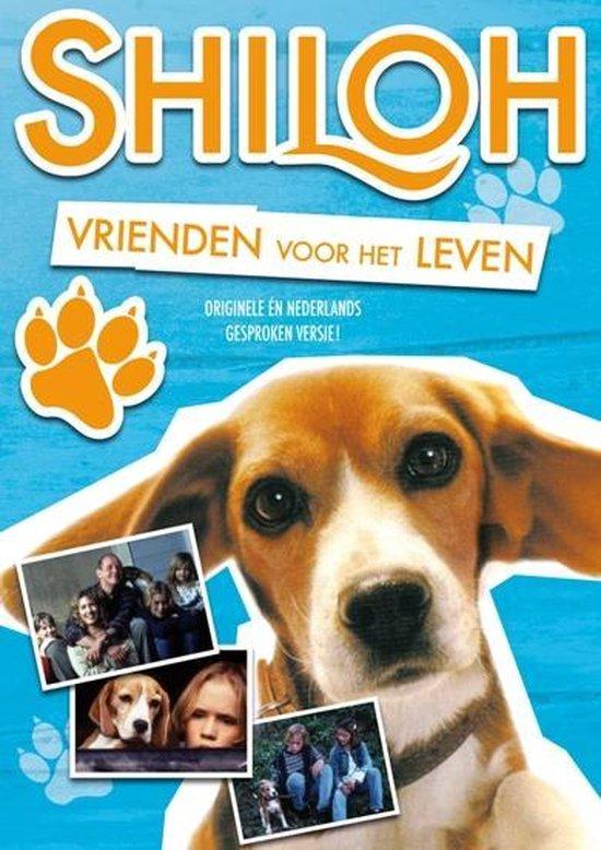 Cover van de film 'Shiloh, Vrienden Voor Het Leven'