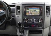 """Alpine X800D-S906 navigator 20,3 cm (8"""") Touchscreen LCD Vast Zwart"""