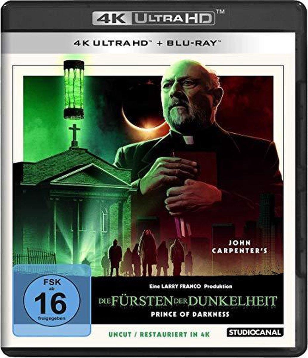 Prince of Darkness (1987) (Ultra HD Blu-ray & Blu-ray)-