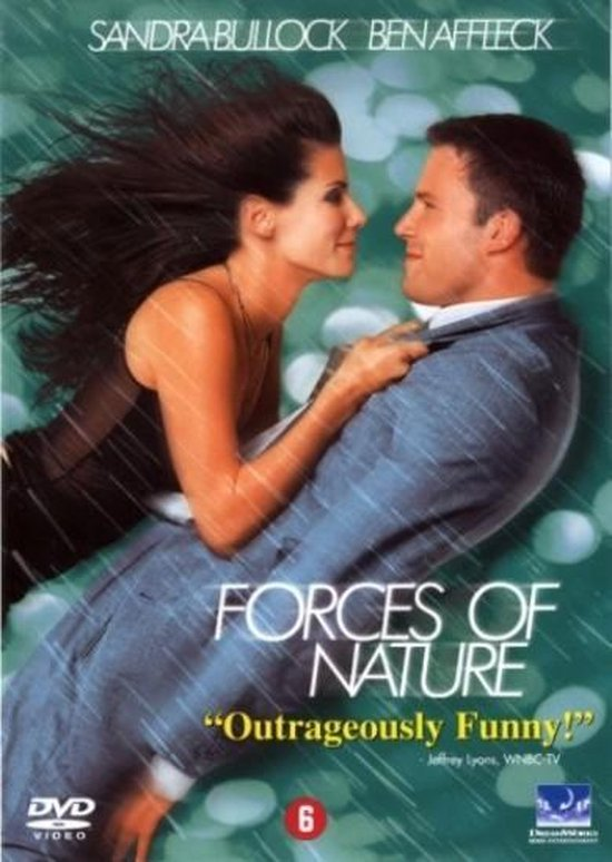 Cover van de film 'Forces Of Nature'