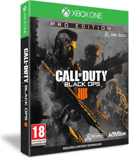 Call of Duty : Black Ops 4 - Pro Edition - Xbox One