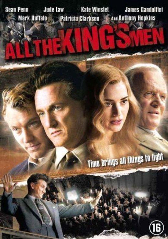 Cover van de film 'All The King's Men'