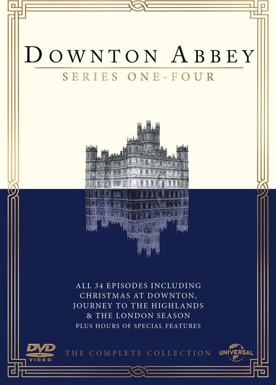 Downton Abbey - Seizoen 1 t/m 4
