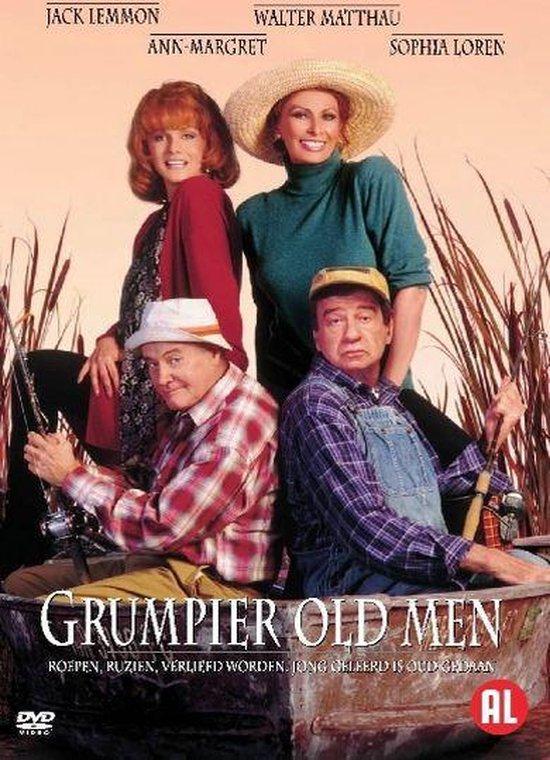 Cover van de film 'Grumpier Old Men'