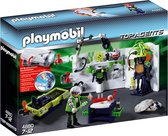 Playmobil Top Agents Robo-Gangsterlaboratorium met Multifunctioneel Licht - 4880