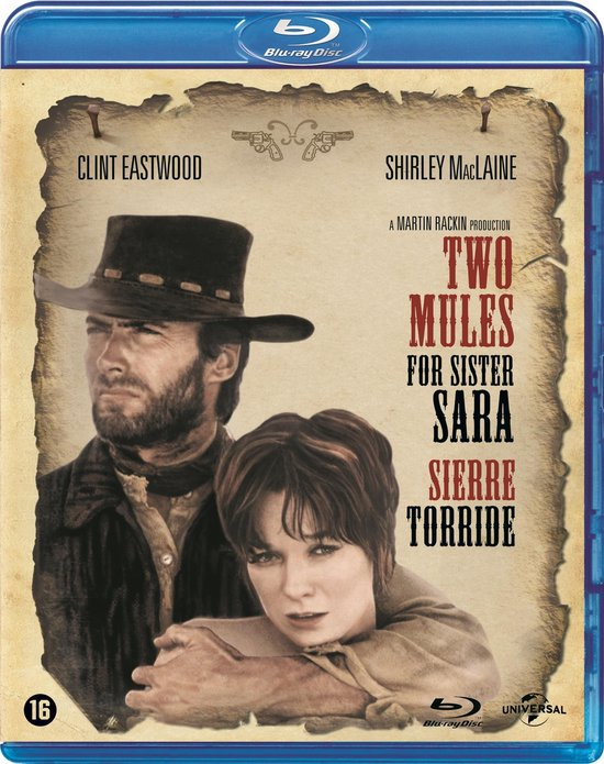 Cover van de film 'Two Mules For Sister..'