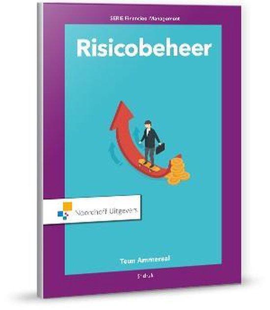 Boek cover Financieel management  -   Risicobeheer van T. Ammeraal (Paperback)