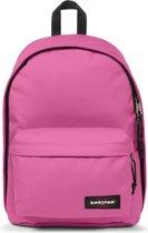 Eastpak Out Of Office Rugzak 14 inch laptopvak - Frisky Pink