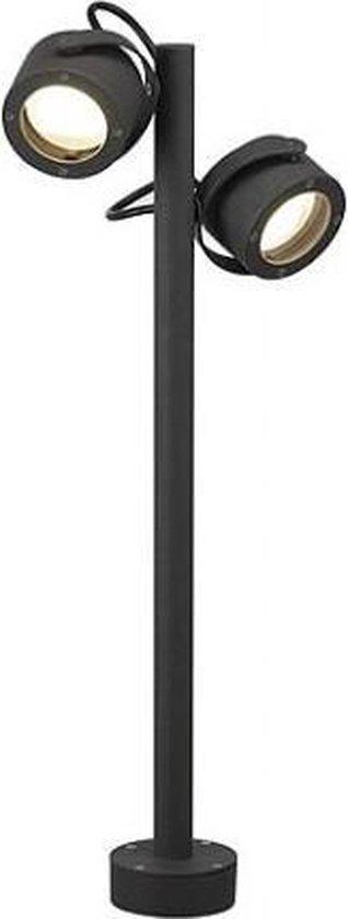 Sitra 360 staande lamp GX53 antraciet