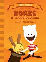 De Gestreepte Boekjes Groep 2 Oktober - Borre is de Grote Borrini