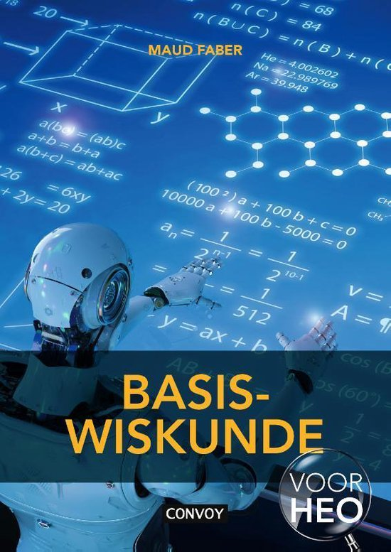 Basiswiskunde voor HEO - S.M. Faber  