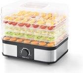 Voedseldroger elektronische droogautomaat met 5 lades