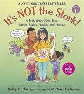 Boek cover Its Not the Stork! van Robie H Harris